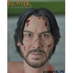 Headsculpt Keanu Reeves