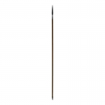 Diecast Wooden Spear (Brown)