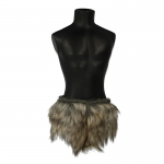 Fur Skirt (Beige)