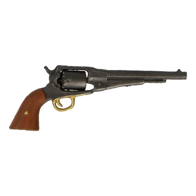 Revolver Remington New Army Md 1858 (Noir)