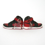 Chaussures Sneakers (Rouge)