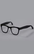 Glasses (Black)