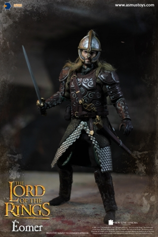 Lord Of The Rings - Eomer