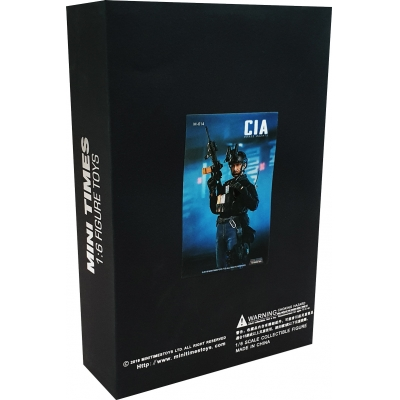 CIA Armed Agents