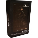 S.W.A.T. Special Weapons And Tactics 2.0 with Shoot House Diorama