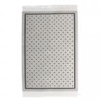 15x10cm Real Woven Carpet (Grey)