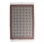 20x30cm Real Woven Carpet (Grey)