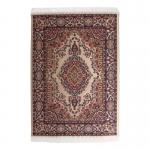 20x30cm Real Woven Carpet (Beige)