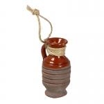 Terracotta Jug (Brown)
