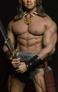 Masterclass Collection - Barbarian Set