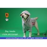 Dog Hoodie (Grey)
