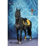 Dressage Horse (Black)