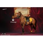 Dressage Horse (Brown)