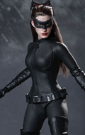 The Dark Knight Rises - Selina Kyle Catwoman (Endommagé)