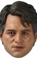 Headsculpt Mark Ruffalo