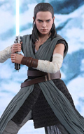 Star Wars : The Last Jedi - Rey (Jedi Training)