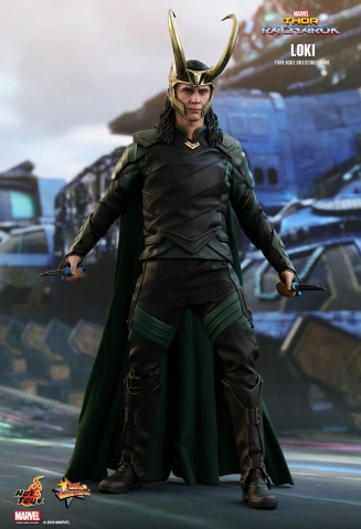 Hot Toys Thor Ragnarok Loki MMS472 Tall Boots /& Foot Pegs loose 1//6th scale
