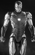 Iron Man Mark XLVI (Concept Art Version)