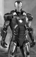 The Avengers - Iron Man Mark VII Diecast