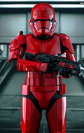 Star Wars : The Rise Of Skywalker - Sith Trooper