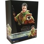 Star Wars : Episode VI - Princess Leia & Wicket
