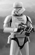 Star Wars : The Rise Of Skywalker - Jet Trooper