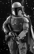Star Wars : Episode V - Boba Fett Vintage Color Version (The Empire Strikes Back 40th Anniversary Collection)