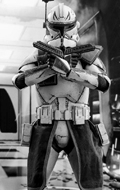 Star Wars : The Clone Wars - Captain Rex