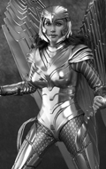 Wonder Woman 1984 - Golden Armor Wonder Woman (Deluxe Version)