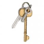Keys (Silver)