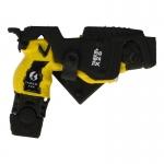 Stun Gun Laser with Holster (Yellow)
