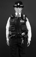 British Metropolitan Police Service - Female Police Officer