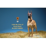 German Great Dane Dog (Beige)