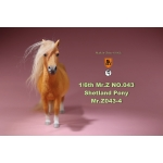 Shetland Pony (Beige)
