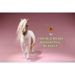 Shetland Pony (White)