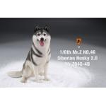 Siberian Husky Dog 2.0 (Black)