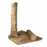 Diorama Ancienst Temple Destroy (Beige)