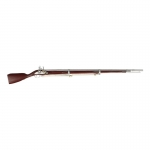 Diecast Wooden M1777 French Dragon Musket Rifle (Brown)