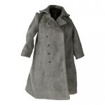 Velvet Greatcoat (Grey)
