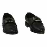 Leather Shoes (Black)