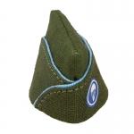 Airborne Division Garrison Side Cap (Olive Drab)