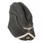 Wehrmacht Side Cap (Grey)