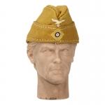 Luftwaffe Afrika Korps Side Cap (Sand)