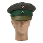 Infantry Officer Schirmmütze Visor Cap (Feldgrau)