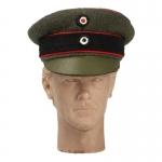 Artillery Officer Schirmmütze Visor Cap (Feldgrau)