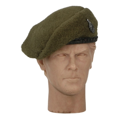 Béret Royal Marines (Olive Drab)