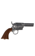 Revolver Colt Single Action Army à canon court (Gris)