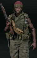 Pocket Elite Series - Army 25th Infantry Division Private with M79 Grenade Launcher