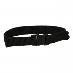 Quick Release Equipment Belt (Black)