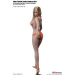 Corps Seamless Super Flexible femme européenne (Moyenne poitrine)